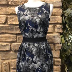 Antonio Melani Floral Sheath Dress With Pockets 8